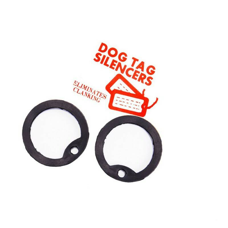 DOG TAG RUBBER