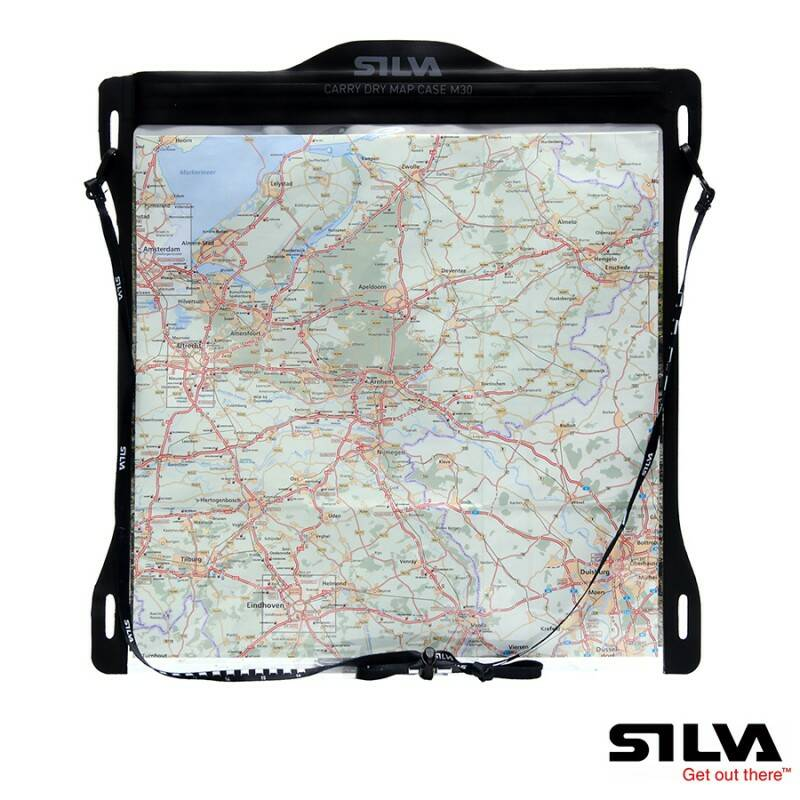 SILVA CARRY DRY MAP CASE