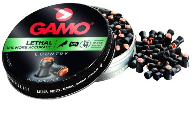 Gamo Lethal LEAD FREE 4,50mm