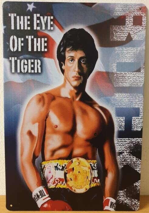 ROCKY THE EYE OF THE TIGER