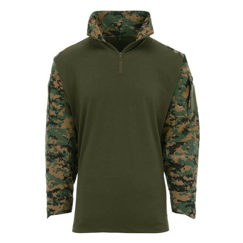 TACTICAL SHIRT UBAC DIGITAL CAMO