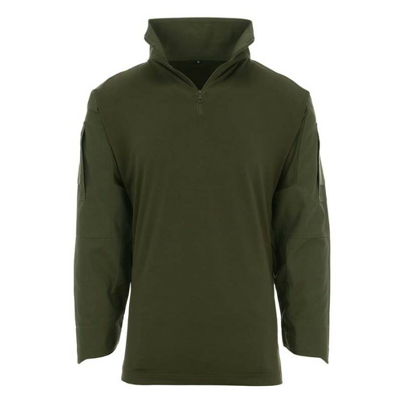 TACTICAL SHIRT UBAC GROEN