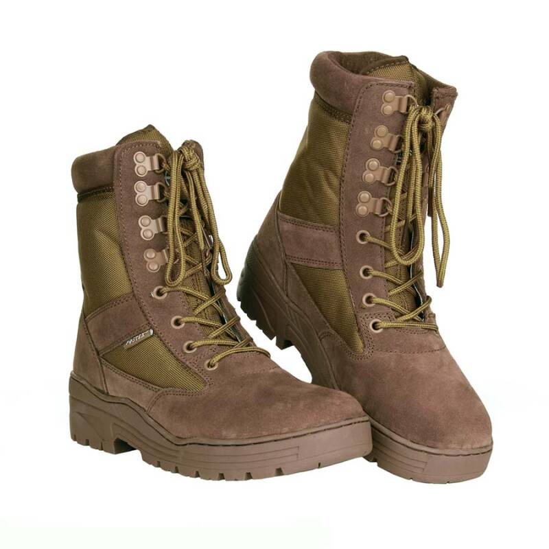 SNIPER BOOTS Wolf brown