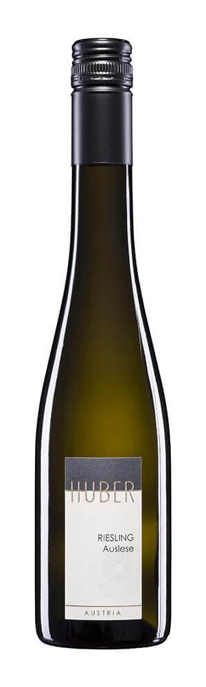 """HUBER Riesling """"Auslese"""" Wit Zoet  37,5cl"""
