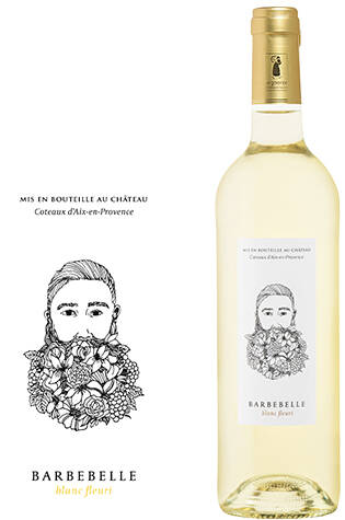 Vaderdag luxe tapasschotel  & Chateau Barbebelle 'Fleurie' Blanc