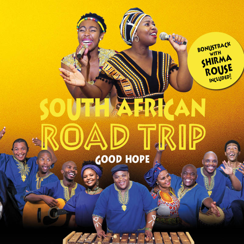 CD South African Road Trip - Good Hope (incl. donatie)