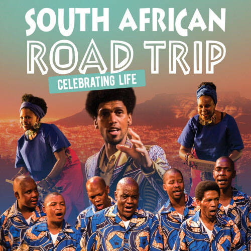 CD South African Road Trip - Celebrating Life (incl. donatie)