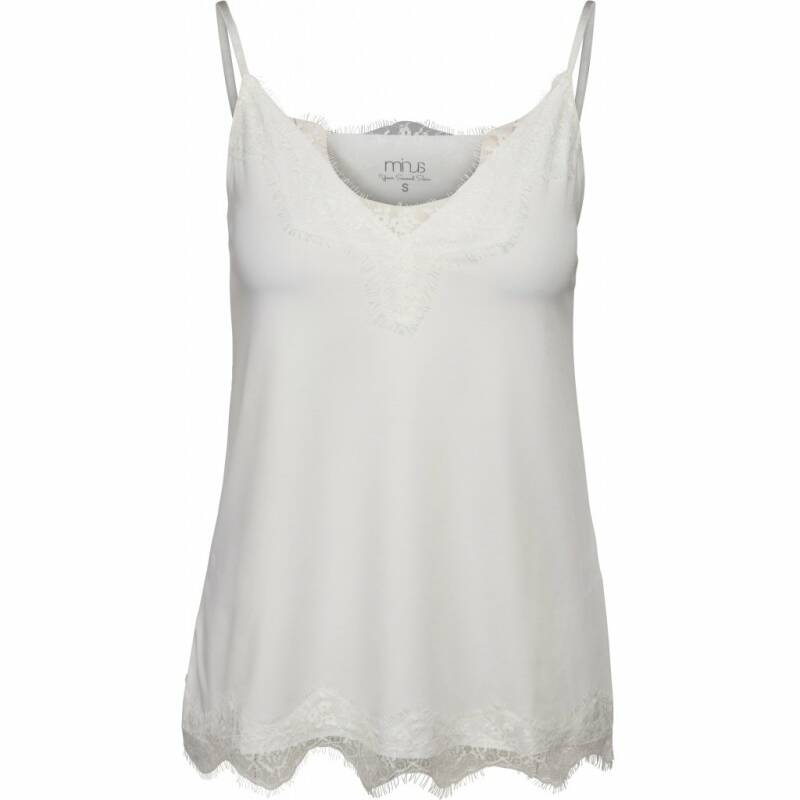 Minus | Asa top | White