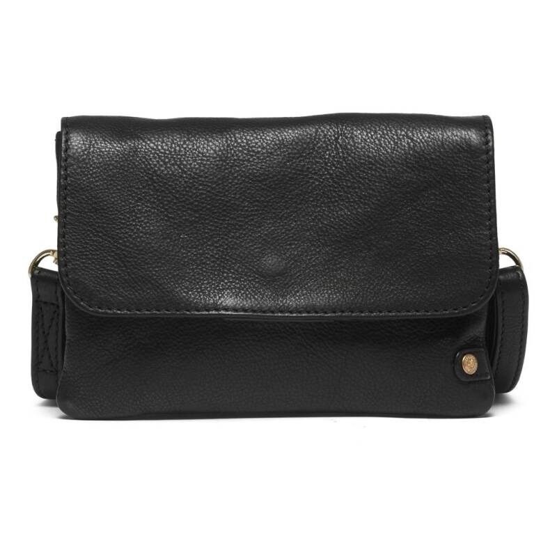 Depeche | Small Bag Clutch black | Tassen | TheClosetShop Huizen