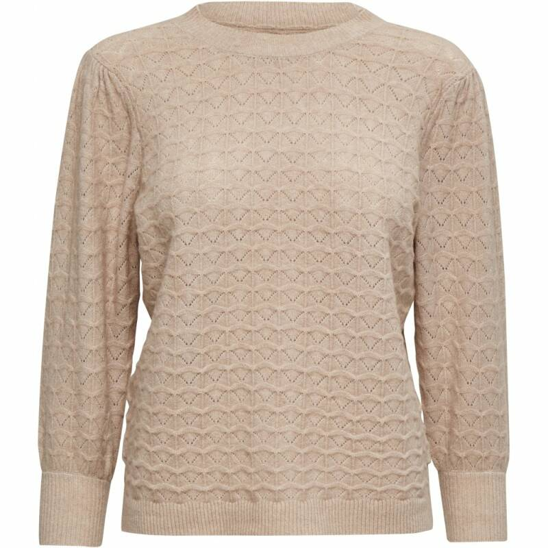 Minus | Diana knit pullover | Lavender Frost
