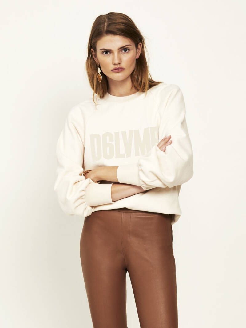 Dante 6 | Loveme sweater | Coco cream