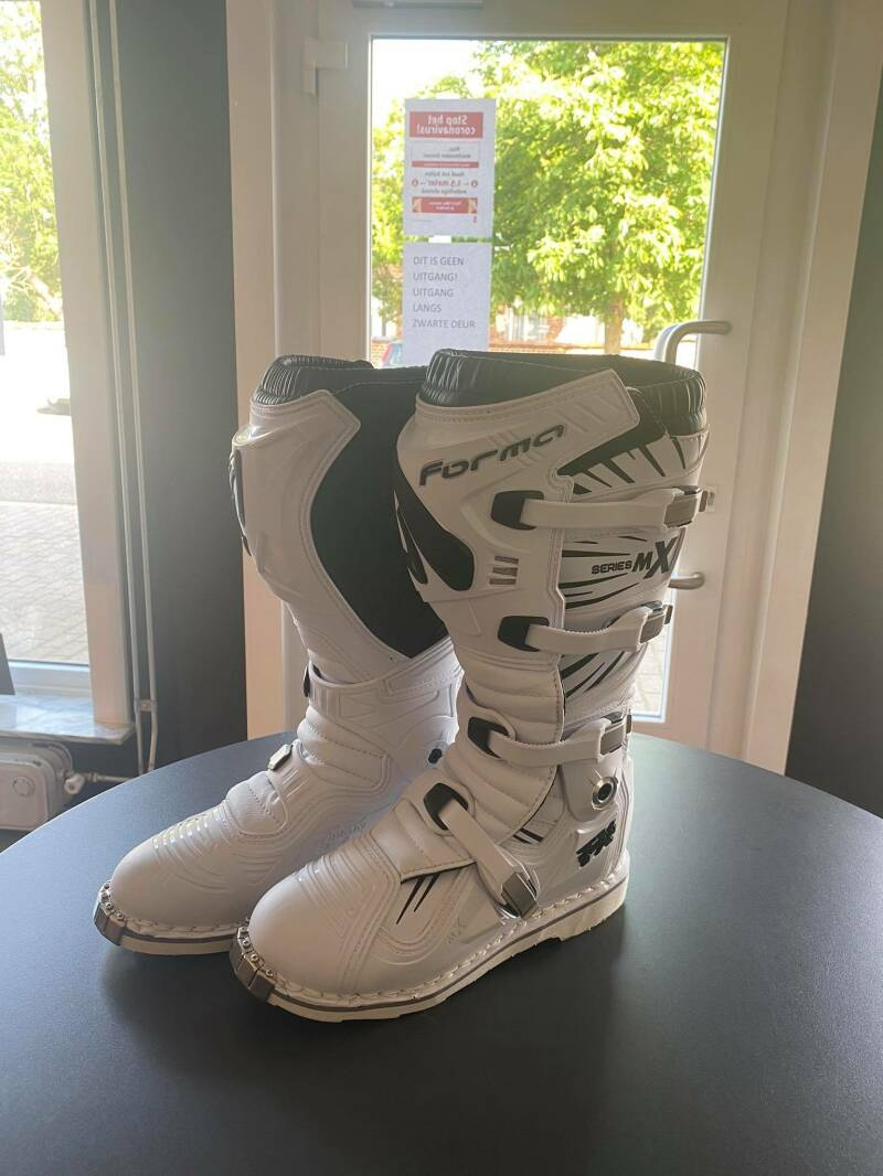 Forma boots, wit, maat 43