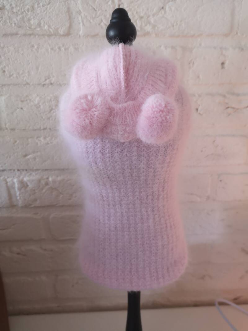 NUVOLA PULL BABY PINK