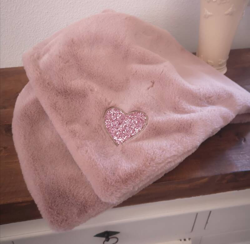 Eh Gia My Blanket old pink