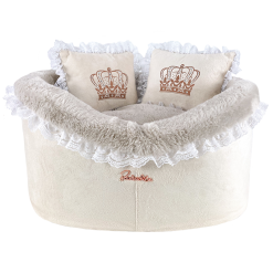 Bed Majestic Beige
