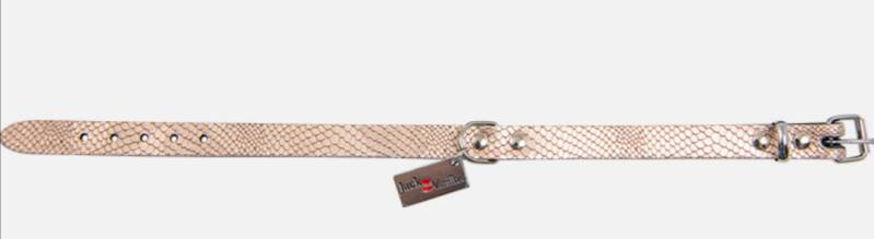 Collar and leash rose