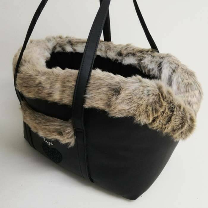 Bag and Bed black