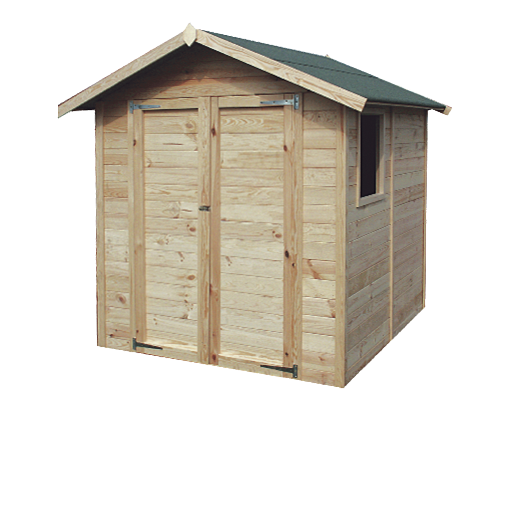 Tuinschuur Cabourg 240 x 180