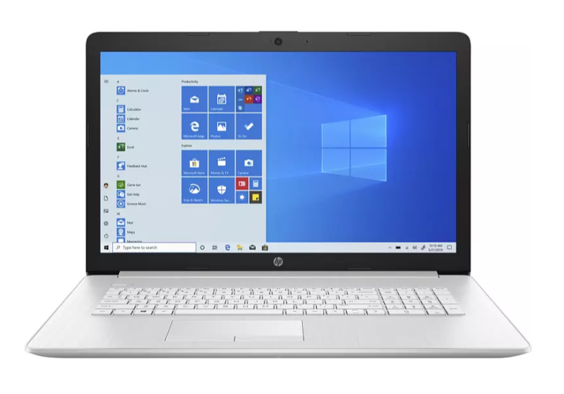 HP 17-by3740nd