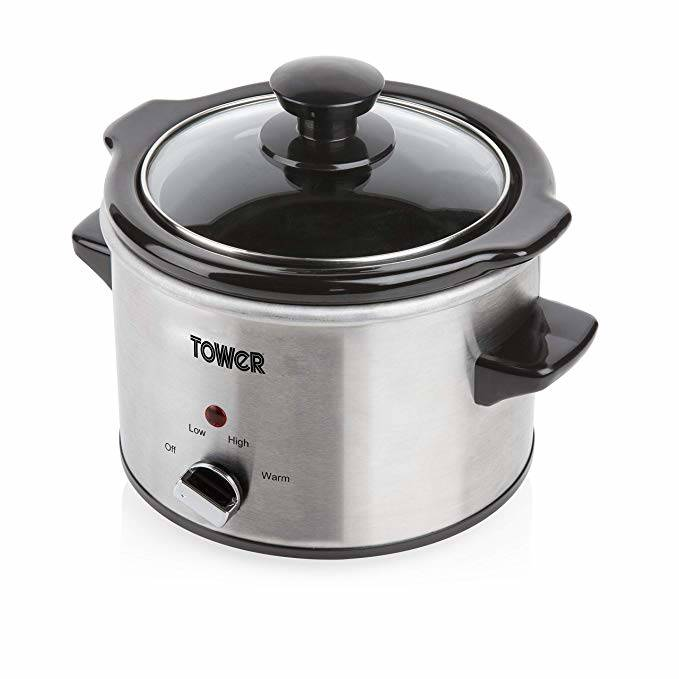 TOWER SLOWCOOKER 1.5 LTR T16020