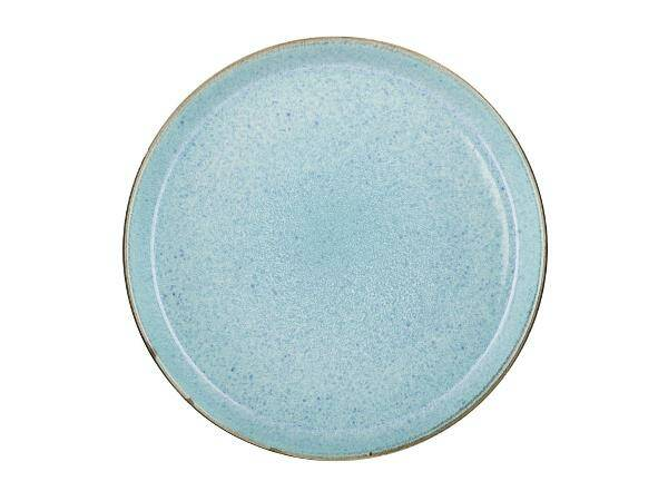 Bitz dinerbord 27 cm Kleur Grey/Light Blue