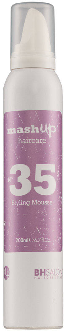 N°35 Styling Mousse