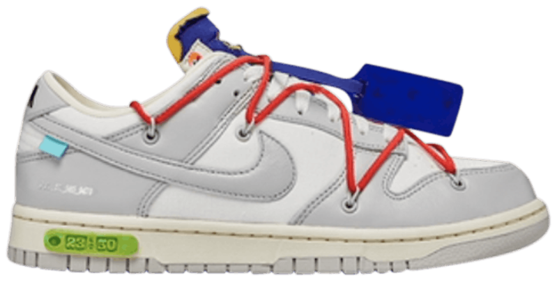 Nike Dunk Low Off-White Lot 23