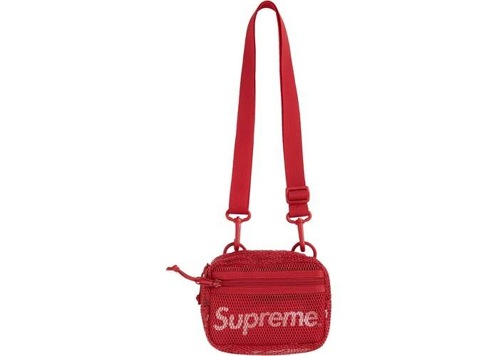 Supreme Waist/ Shoulderbag Red