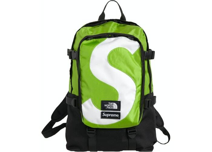 Supreme The North Face Backpack Green