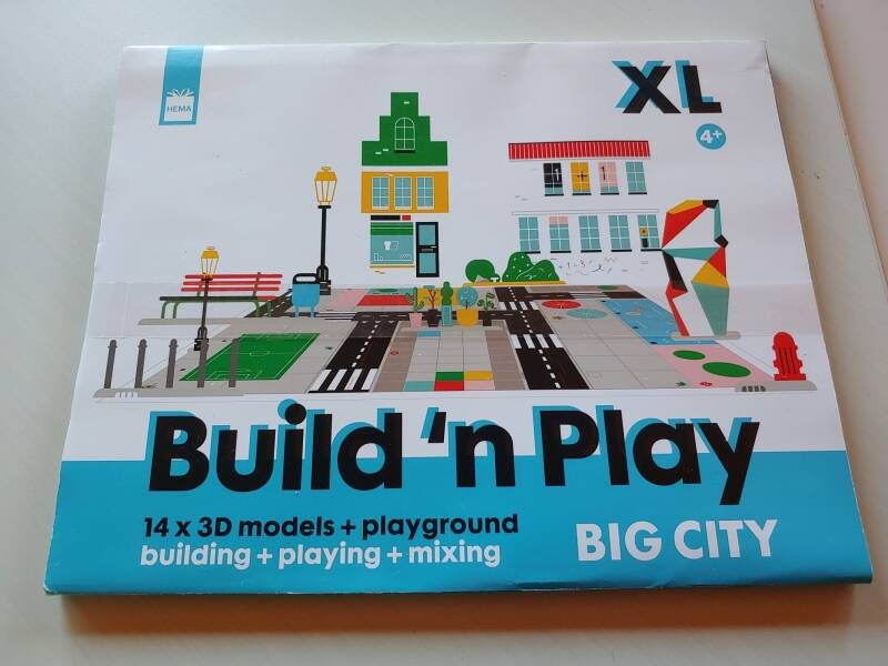 Build 'n Play Big City XL