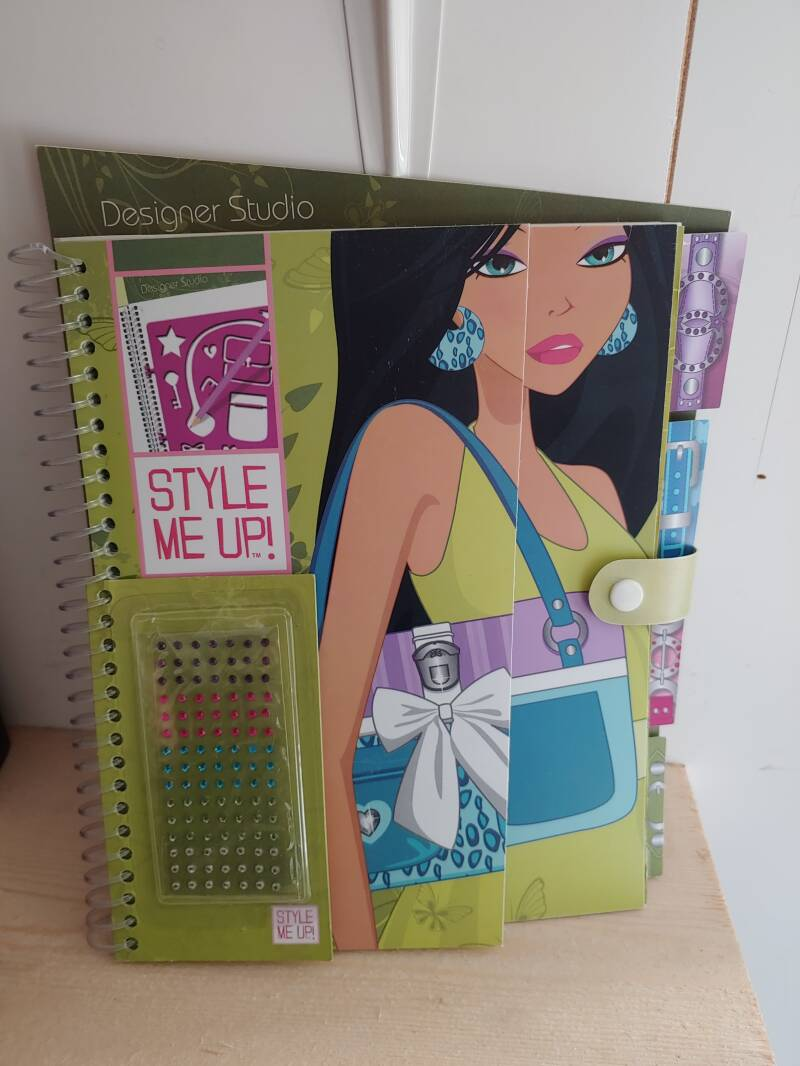Style Me Up Designer Studio Fashion Purse