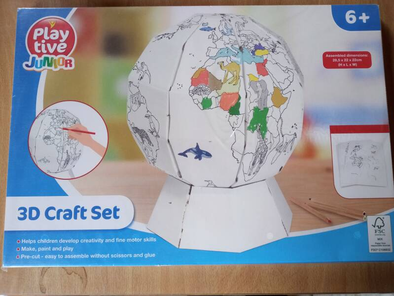 Play Tive junior 3D Craft set