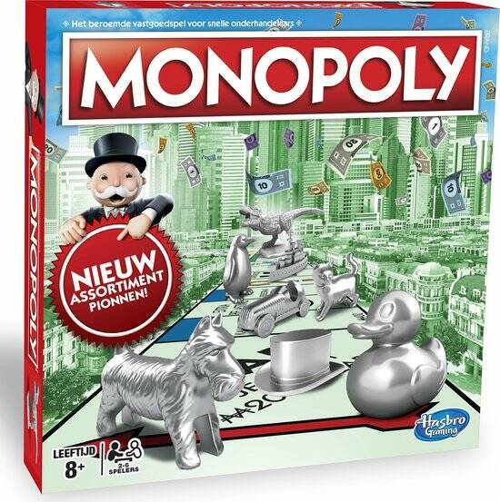 Monopoly Classic Nederland