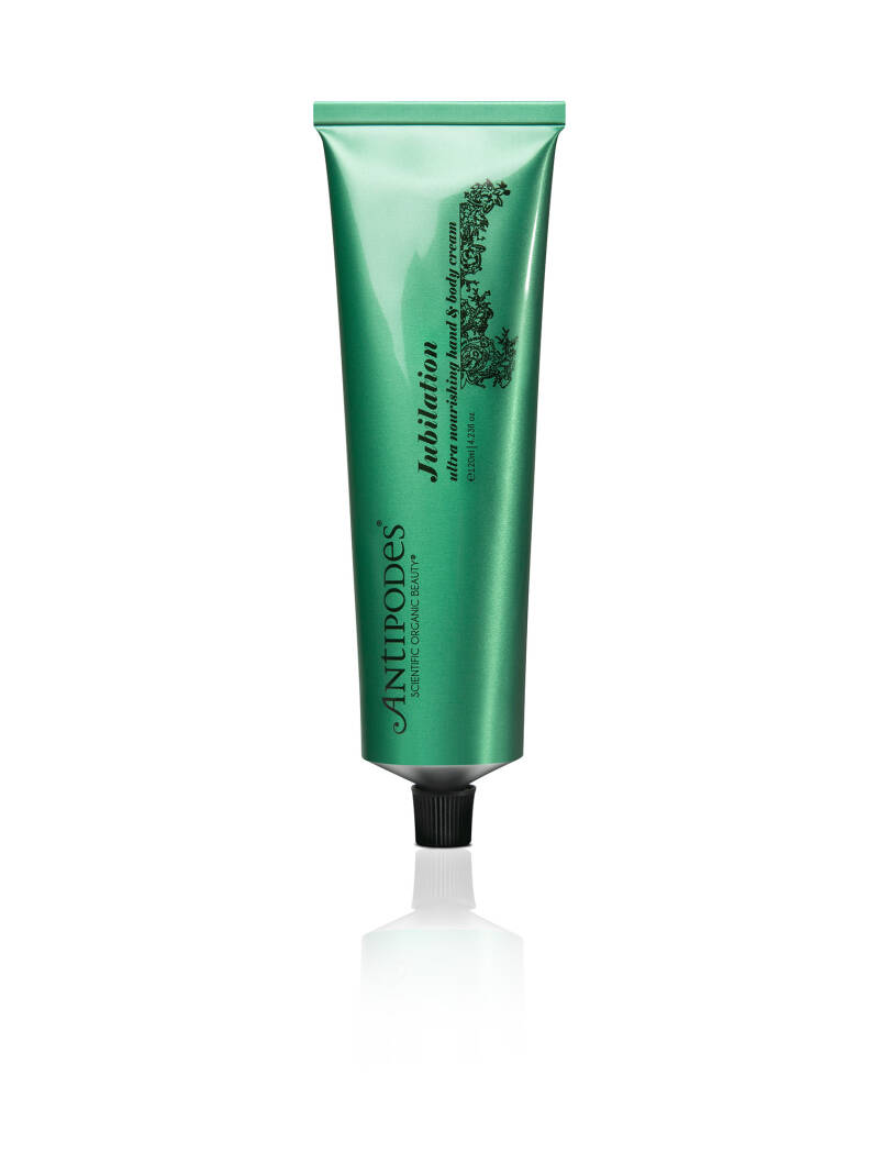 Jubilation Ultra-Nourishing Hand & Body Cream - 120ml