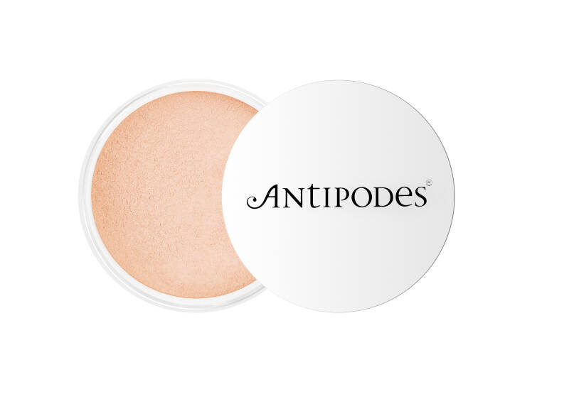 Mineral Foundation Pale Pink