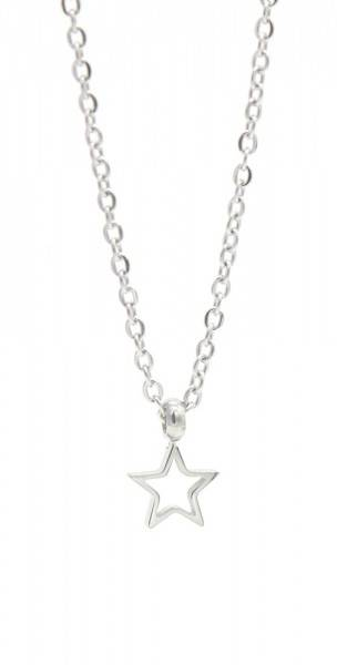 Ketting open ster