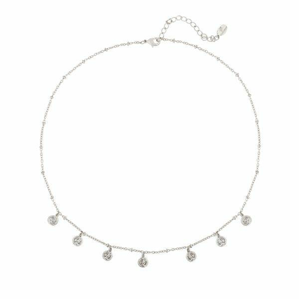Ketting Coin Zilver