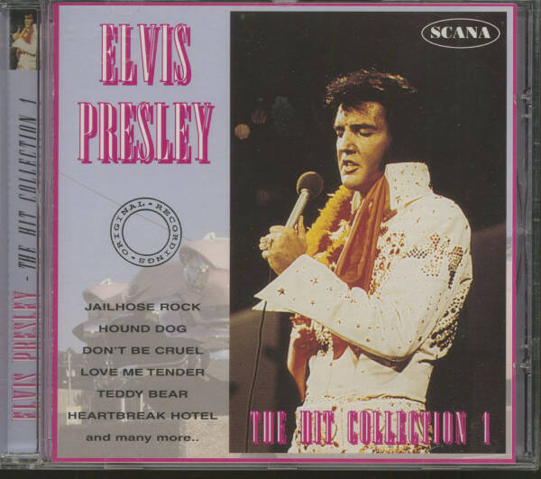 Elvis Presley   Hit Collection