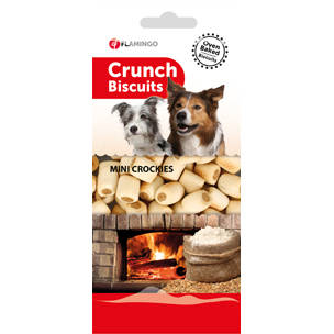 koekjes crunch mini crockies