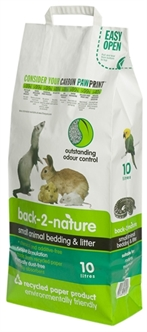 BACK-2-NATURE BODEMBEDEKKING 10 LITER
