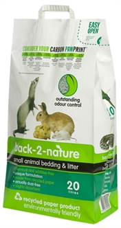 BACK-2-NATURE BODEMBEDEKKING 20 LITER