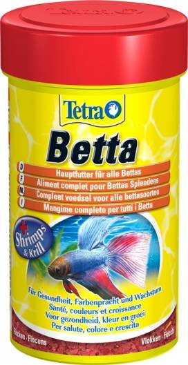 BETTA DROOGVOER 100ML