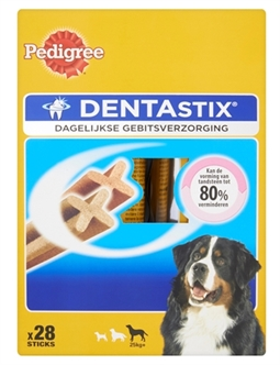 PEDIGREE DENTASTIX MAXI 1080 GR  -   28 STICKS
