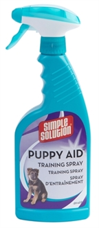 SIMPLE SOLUTION PUPPY TRAINING SPRAY 470 ML
