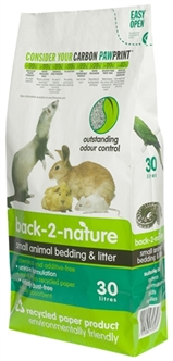 BACK-2-NATURE BODEMBEDEKKING 30 LTR