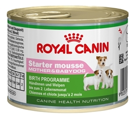ROYAL CANIN STARTER MOUSSE 195 GR