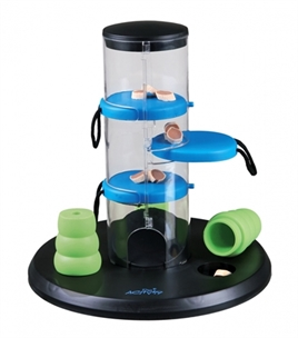 TRIXIE DOG ACTIVITY GAMBLING TOWER 27X25 CM