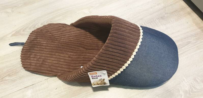 Pantoffel Relax bed