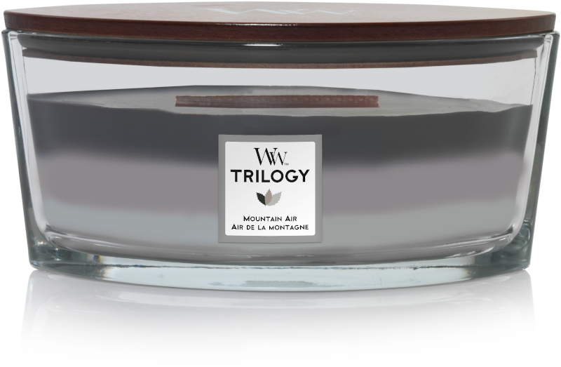 WW Trilogy Mountain Air Ellipse Candle