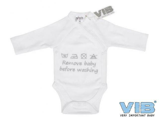 Romper Remove Baby Before Washing Wit
